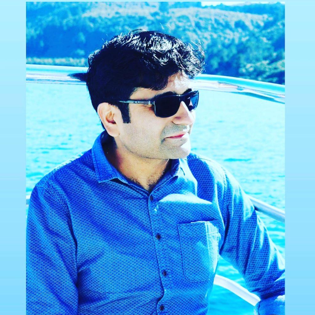 Vivek Karwa in New Zealand